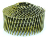 "(11,200 Count) SpotNails CWC6D083R 2""x.083 Ring Bright Cone Coil Nails"