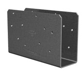 (2 Count) Simpson Strong-Tie CCOQ4-SDS2.5 4X Column Cap Only With Screws