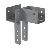 Simpson Strong-Tie ECCLR444 Column Cap L End Right Direction Shown
