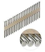 (1,500 Count) Simpson 316 Stainless T9A150MCN 1-1/2-Inch x .148, 33 Deg Ring Paper Tape Joist Hanger Nails