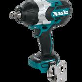 Makita XWT08Z 18V LXT Li-Ion BL 1/2-Inch Sq. Drive Impact Wrench Tool Only
