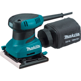 Makita BO4556 1/4 Sheet Finishing Sander 2 AMP 14000 OPM