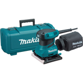 Makita BO4556K 1/4 Sheet Finishing Sander 2 AMP 14000 OPM