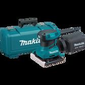 Makita BO4556K 1/4 Sheet Finishing Sander 2 AMP 14000 OPM