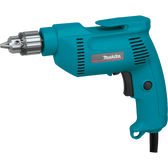 "Makita 6407 3/8"" Drill 4.9 AMP 0-2500 RPM Var. Spd. Reversible"