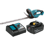 "Makita XHU02M1 18V LXT Li-Ion Cordless 22"" Hedge Trimmer Kit with one battery 4.0Ah"