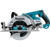 "Makita XSR01Z 18V X2 LXT Li-Ion Brshlss Crdlss Rear Handle 7-1/4"" Circular Saw Tool Only"