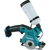 "Makita CC02Z 12V Max CXT Li-Ion Cordless 3-3/8"" Tile/Glass Saw (Tool Only)"