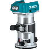 Makita XTR01Z 18V LXT Li-Ion Brushless Cordless Compact Router (Tool Only)