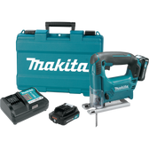 Makita VJ04R1 12V Max CXT Li-Ion Cordless Jig Saw Kit Var Spd orbital case 2.0Ah