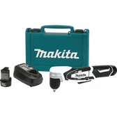 "Makita AD02W 12V Max Li-Ion Cordless 3/8"" Right Angle Drill Kit"