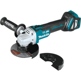 """Makita XAG16Z 18V LXT Li-Ion Brushless Cordless 4-1/2"""" / 5"""" Cut-Off/Angle Grinder Tool Only"""