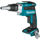 Makita XSF04Z 18V LXT Li-Ion Brushless Cordless 2500RPM Drywall Screwdriver, Tool Only