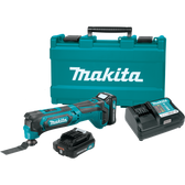 Makita MT01R1 12V Max CXT Li-Ion Cordless Multi-Tool Kit 2.0Ah