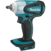 "Makita XWT06Z 18V LXT Li-Ion Cordless 3/8"" Sq. Drive Impact Wrench (Tool Only)"