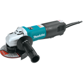 "Makita 9565PCV 5"" SJS Paddle Switch Angle Grinder 13AMP 2800-10500RPM"