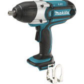 "Makita XWT04Z 18V LXT Li-Ion Cordless 1/2"" Sq. Drive Impact Wrench (Tool Only)"