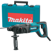"Makita HR2475 1"" Rotary Hammer (D-handle)"