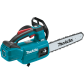 "Makita XCU06Z 18V LXT Li-Ion Brushless Cordless 10"" Top Handle Chain Saw, Tool Only"