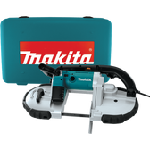 Makita 2107FZK Portable Band Saw 6.5 AMP L.E.D. variable speed no lock-on case