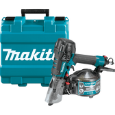 "Makita AN635H 2-1/2"" High Pressure Siding Coil Nailer case"