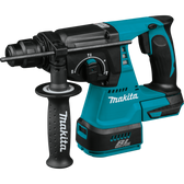 "Makita XRH01Z 18V LXT Li-Ion Brushless Cordless 1"" Rotary Hammer Tool Only"