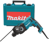 "Makita HR1830F 11/16"" Rotary Hammer Accepts SDS-PLUS Bits"