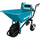 Makita XUC01X1 18V X2 LXT Li-Ion Brshlss Crdlss Power-Assisted Wheelbarrow Tool Only