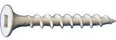 (2,000 Count) Daggerz DKSQD08300 8 x 3 #2 SQUARE Screw