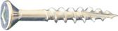 (3,000 Count) Daggerz DLFLSQZ1020 10 x 2 #2 SQUARE Screw