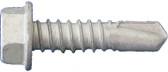 "(500 Count) Daggerz SDSSCT1440 14 x 4 3/8"" HEX Screw"
