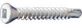 (5,000 Count) Daggerz TRSQSDZ06158 6 x 1-5/8 #1 SQUARE Screw