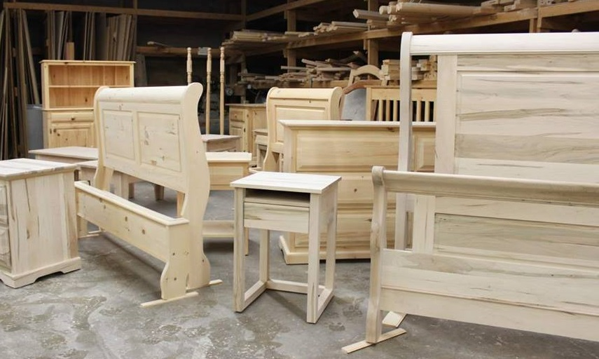 Unfinished Furniture No Problem Canadian Woodcraft