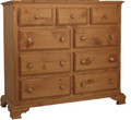 Farmhouse 9-drawer Dresser