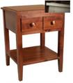 Pioneer Drawer Side Table