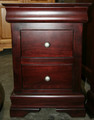 Chateau Champlain 3-drawer Night Table