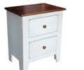 Riverside 2-drawer Night Table
