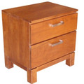 Brockton 2-drawer Night Table