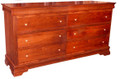 Chateau Champlain 8-Drawer Dresser