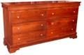 Chateau Champlain 8-Drawer Dresser