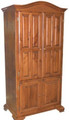 Farmhouse Entertainment Armoire