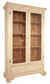Farmhouse Curio Cabinet