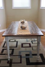 Harvest Collection Dining Table Canadian Woodcraft