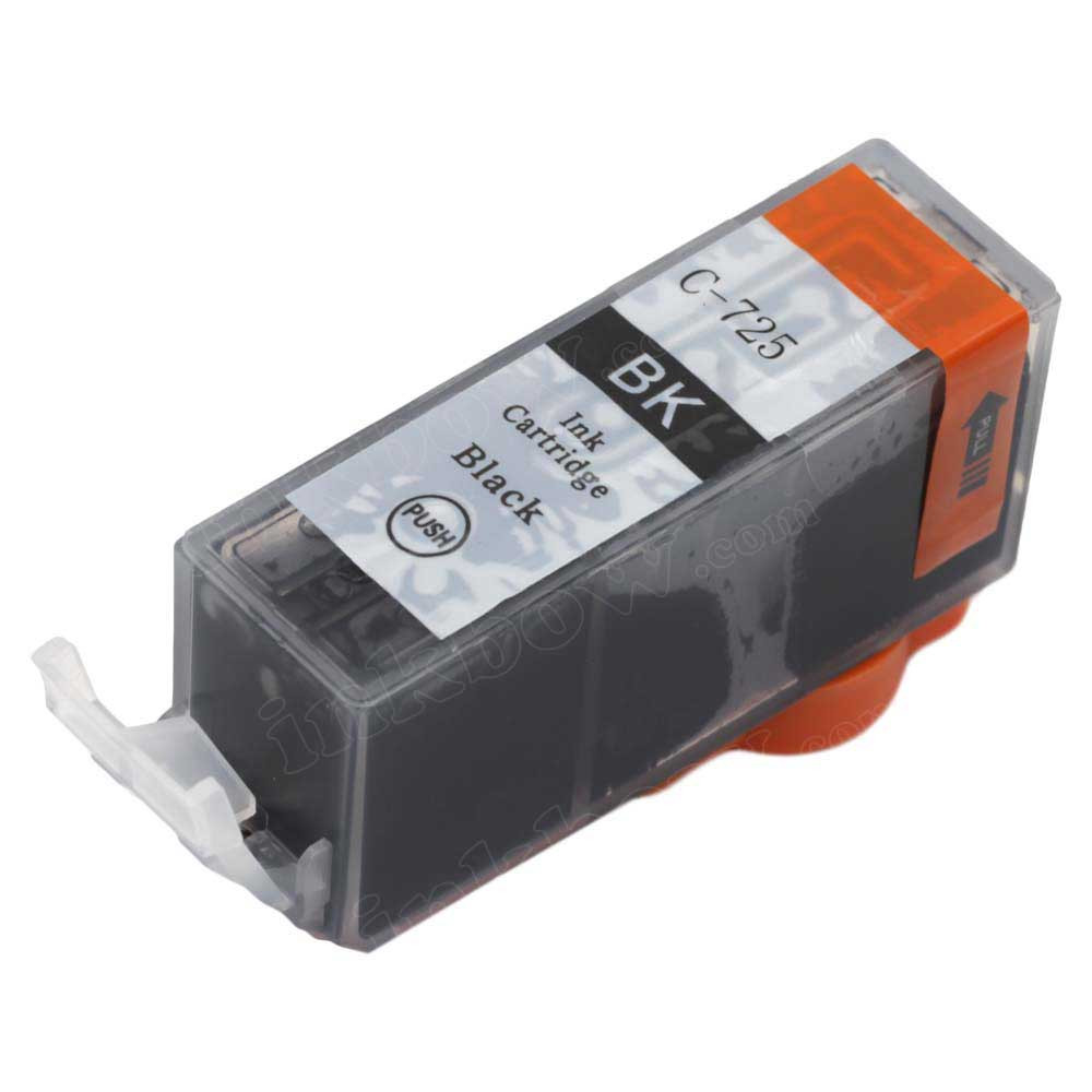 Compatible PGI-725 Black Ink Cartridge for Canon Printer