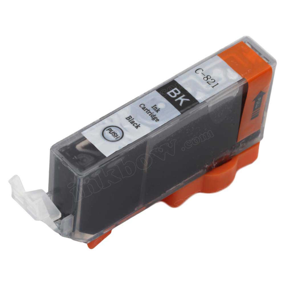 Compatible CLI-821BK Black Ink Cartridge for Canon Printer