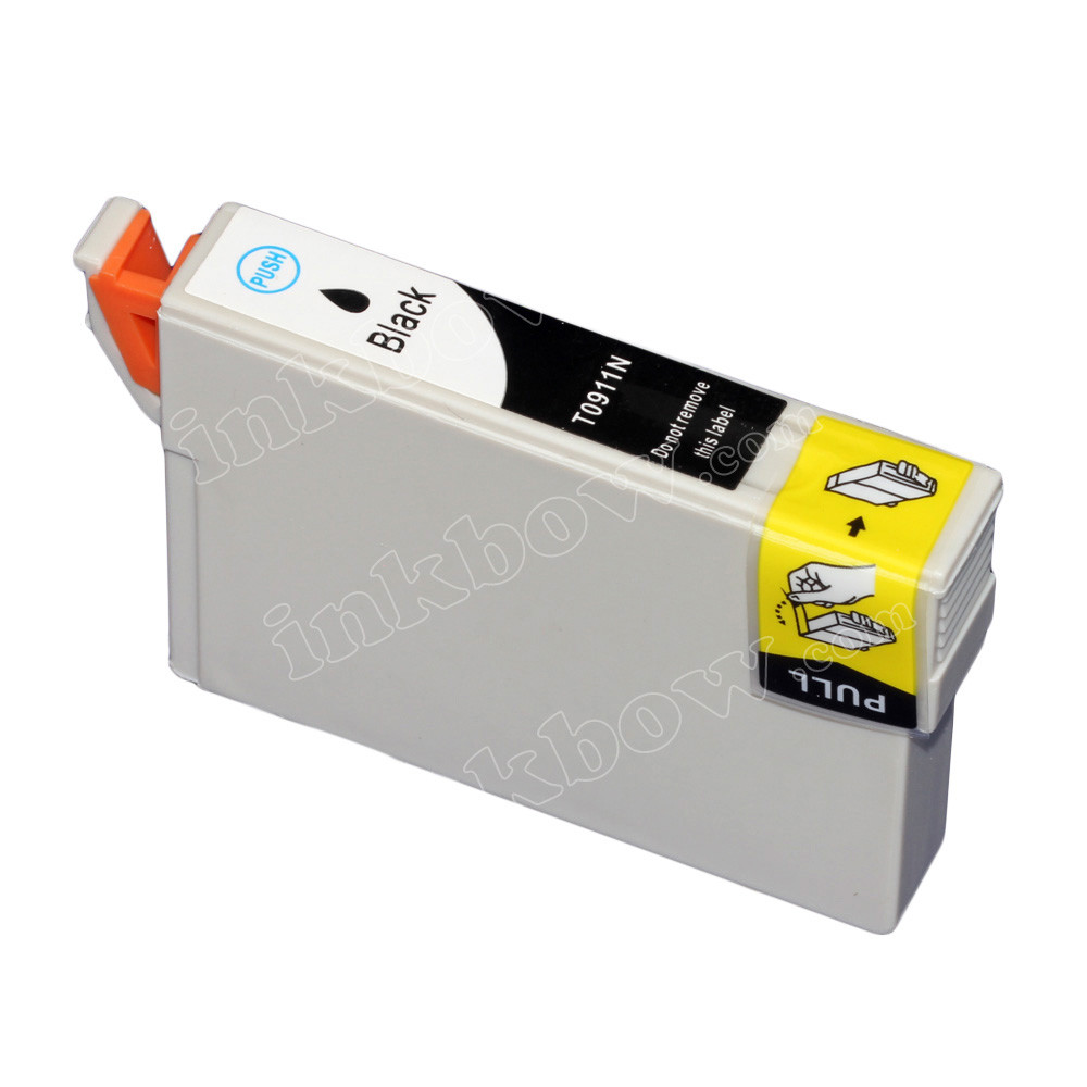Compatible Ink Cartridge For Epson 91N Black Loading Zoom