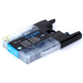Compatible Brother LC73C Cyan ink cartridge
