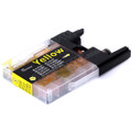 Compatible Brother LC73Y Yellow ink cartridge