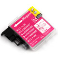 Compatible Ink Cartridge for Brother LC67M Magenta ink cartridge