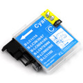 Compatible Ink Cartridge for Brother LC38C Cyan ink cartridge